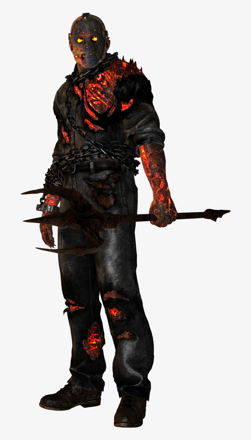 Jason Voorhees Th Game Action Toy Figures Friday The 13th Game Png Transparent Png 739x1394 Free Download On Nicepng