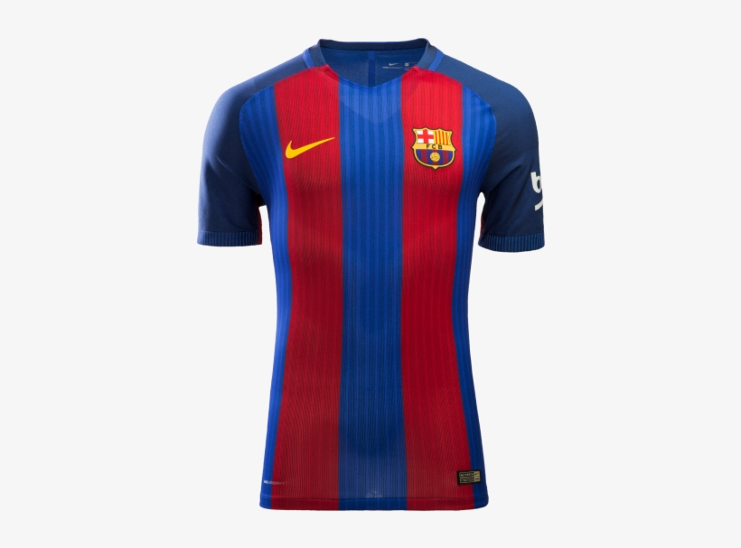 Fc Barcelona Qatar Airways Jersey Transparent Png 600x600 Free Download On Nicepng