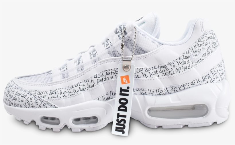Nike Air Max 95 Se Blanche Just Do It - Just Do It Nike ...