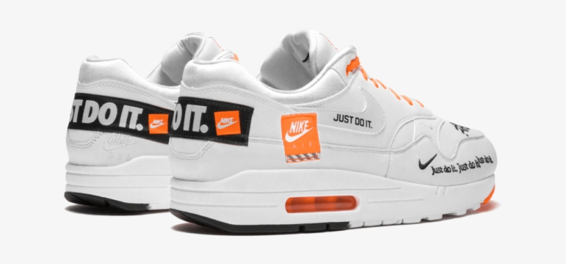 1259ab6cec28e Nike Air Max 1 Se   Just Do It  Ao1021-100 White New - Nike Just Do It  Zapatillas