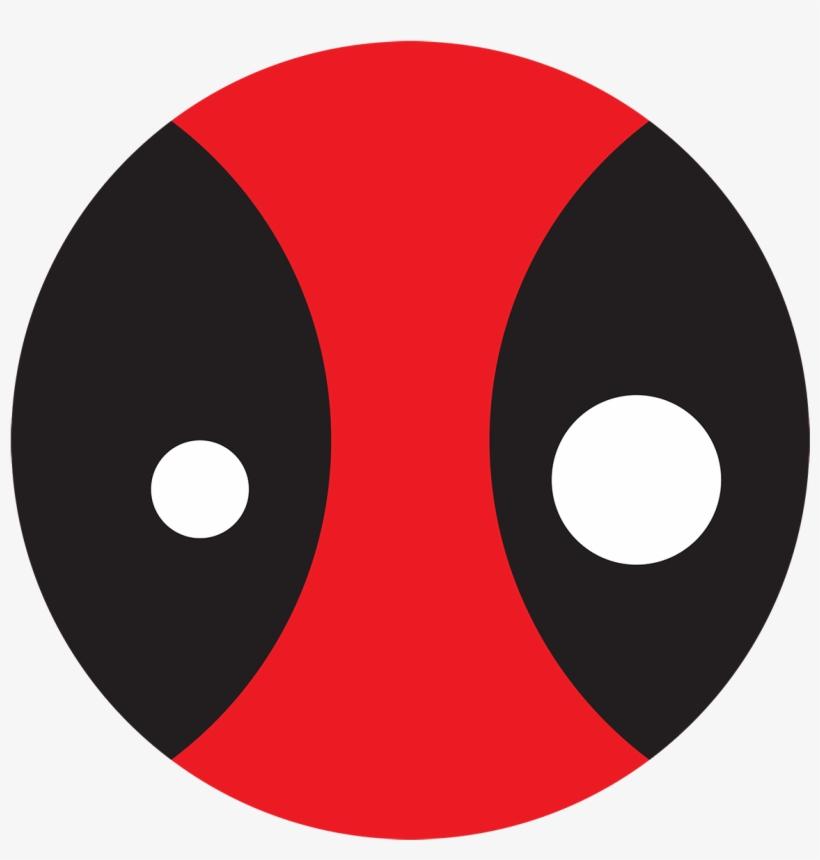 Deadpool Cartoon Mask Icon Deadpool Logo Vector Transparent Png 1200x1200 Free Download On Nicepng