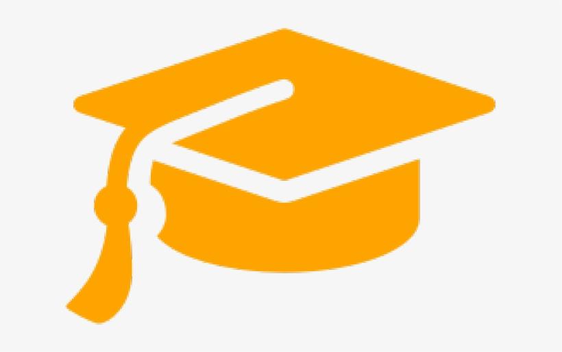 Graduation Cap - Graduation Cap Png Gold Transparent PNG