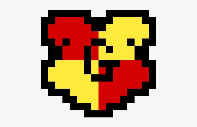 Random Image From User Pixel Art Harry Potter Blason
