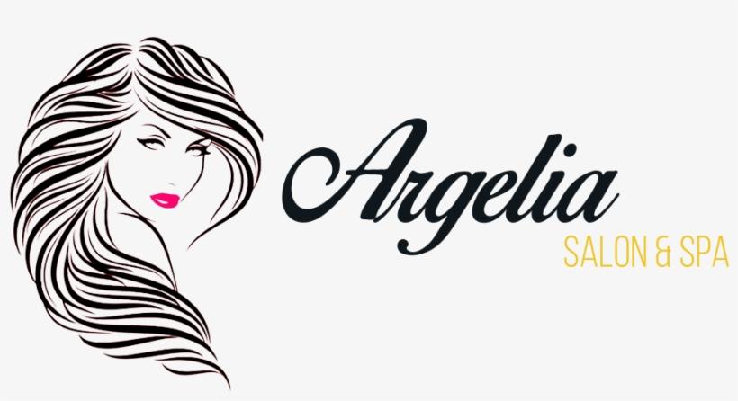 Hair Salon Logo Png For Kids Custom Order For Celina Transparent Png 940x450 Free Download On Nicepng