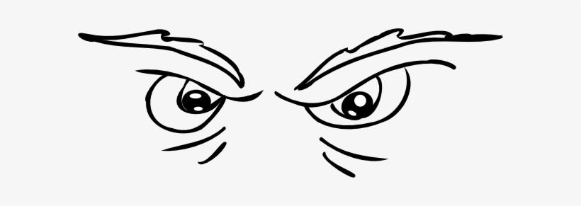 Scary Eyes Hi Scary Eyes Drawing Cartoon Transparent Png