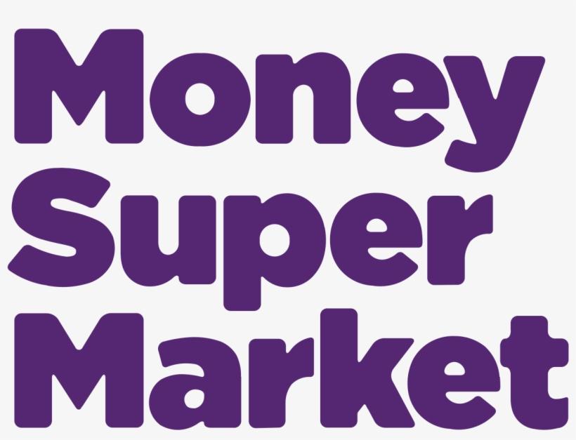 File - Moneysupermarket Logo - Svg - Circle Transparent PNG