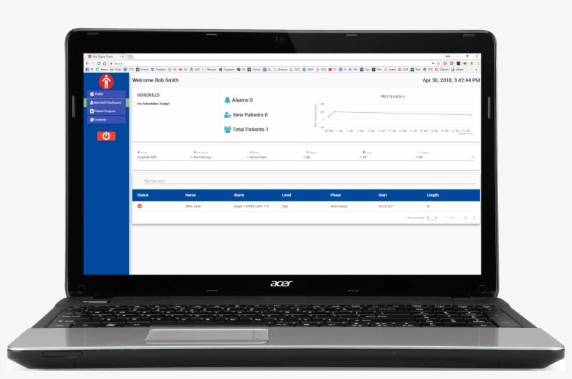 2 Laptop Transparent Png Image - Download App Alexa Transparent PNG