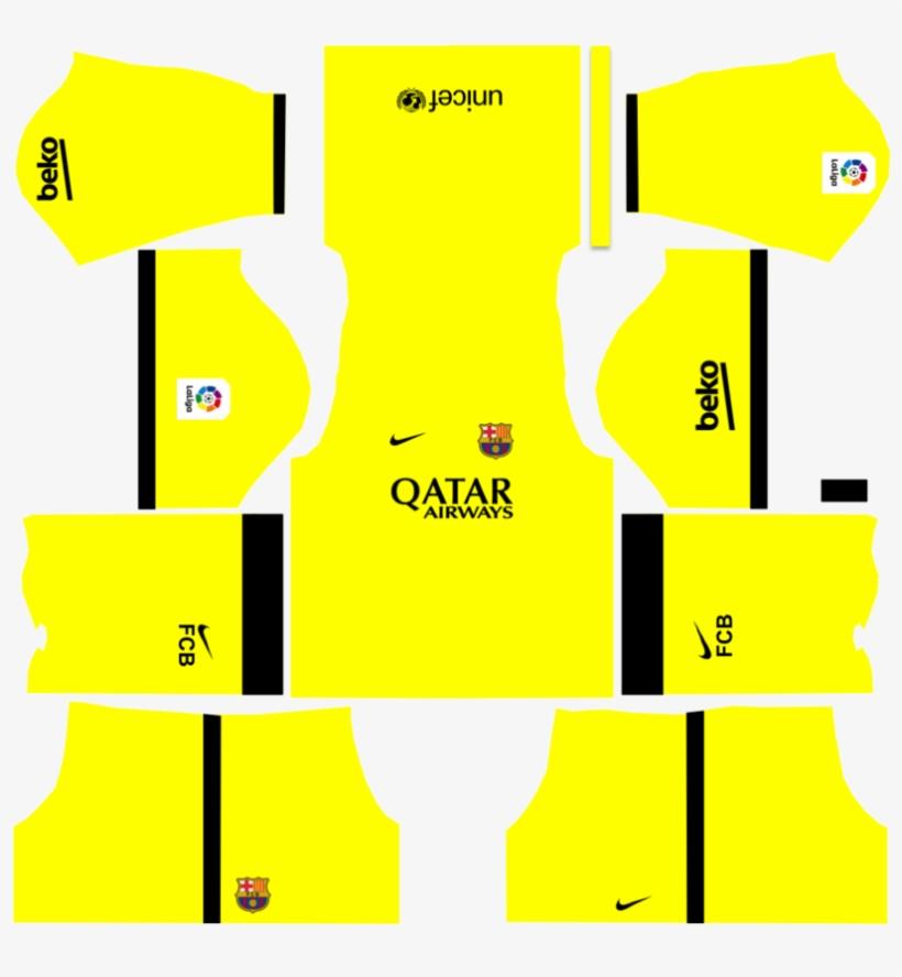 Barcelona Dream League Soccer - Fc Barcelona Transparent PNG ...