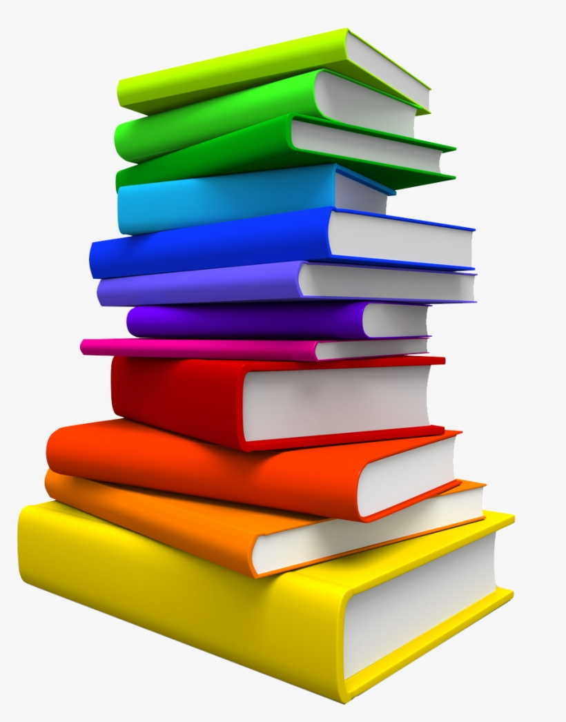 Pile Of Books Png Transparent PNG - 921x1131 - Free Download on NicePNG