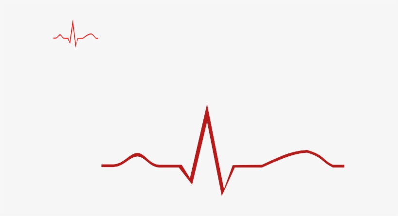 Svg Freeuse Stock Heartbeat Ecg Gif Transparent Transparent Png 600x365 Free Download On Nicepng