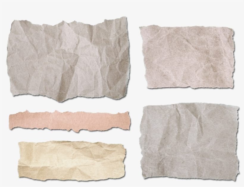 Torn, Paper, Ripped, Collection - Ripped Paper Texture Png ...