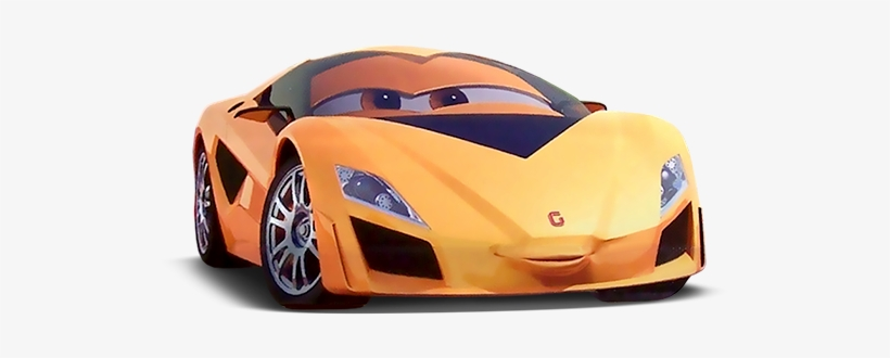 Cars Characters Pictures Png Download Cars 2 Orange Car Name