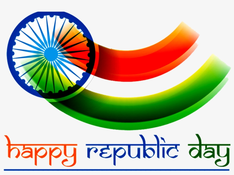 Indian Flag Png Download Happy Republic Day Hd Transparent Png