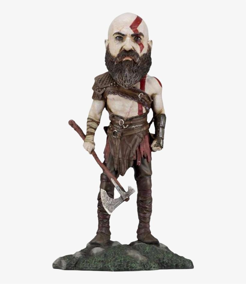 God Of War Neca God Of War 2018 Body Knocker Kratos