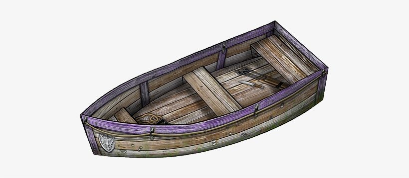 There Are Dozens Of Paper Model Kits - Rowboat Pathfinder