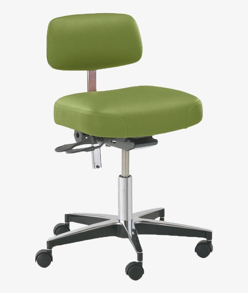 Royal D50 Limegreen - Office Chair Transparent PNG - 50x50