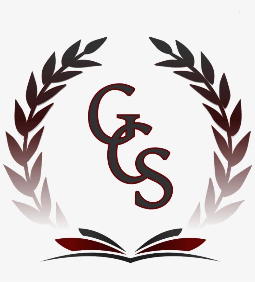 Galesburg Christian School Laurel Leaves Logo Png Transparent Png 819x826 Free Download On Nicepng