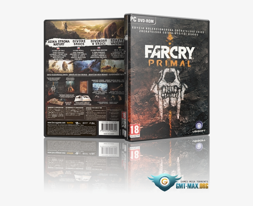 Far Cry Primal Apex Edition Witcher 3 Wild Hunt Game Transparent Png 543x596 Free Download On Nicepng