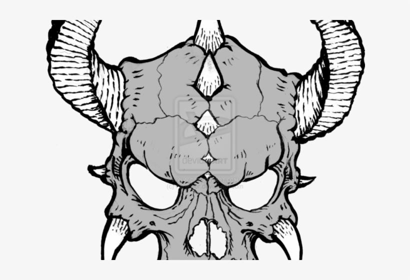 Skeleton Head Clipart Zombie Skull
