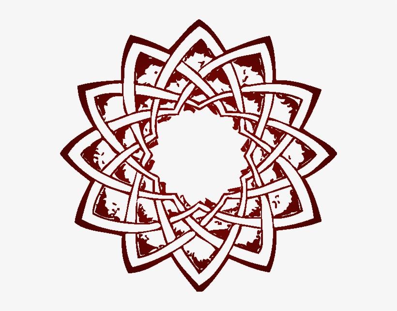 Chakra Mandala Meditation Yoga Stock Vector Transparent Png 572x563 Free Download On Nicepng