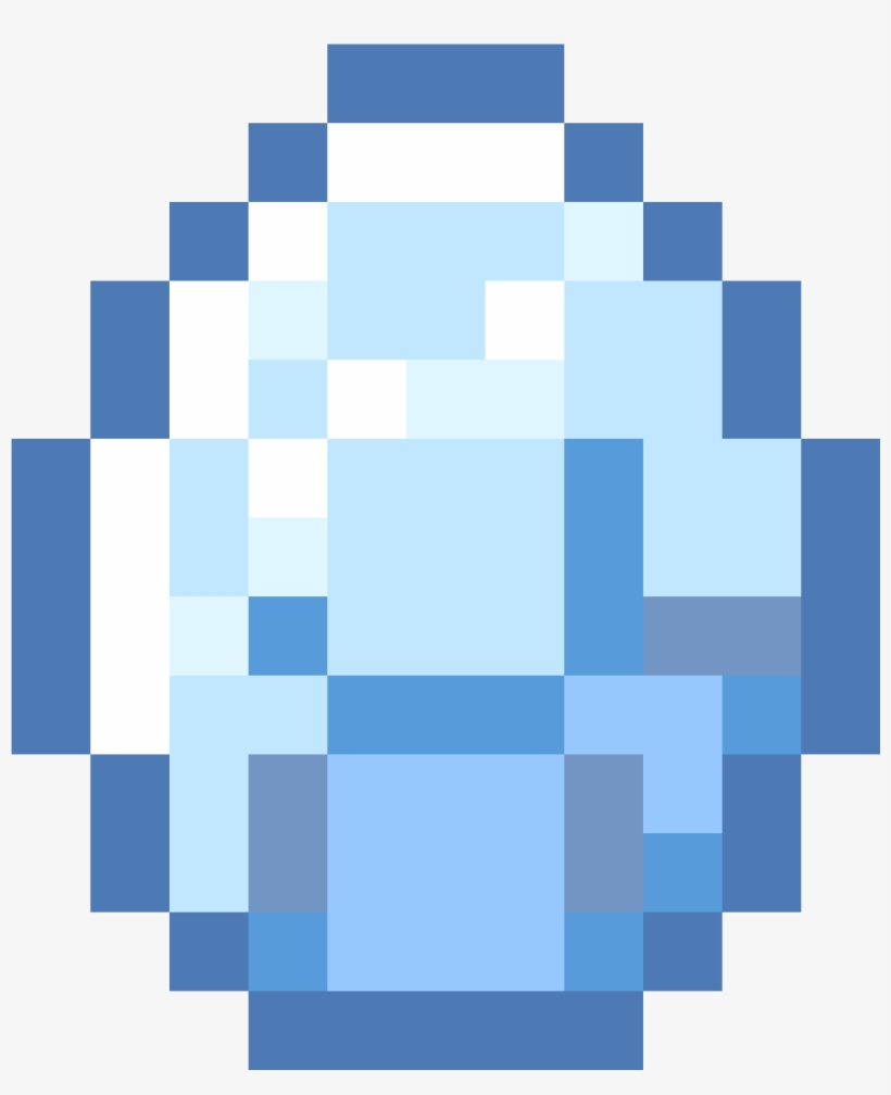 Minecraft Diamonds Png Minecraft Diamond Transparent Png