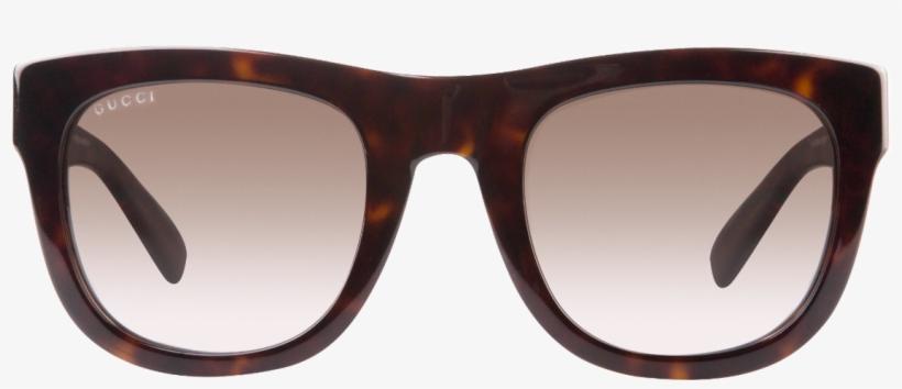 ad2bf1e1e8 Gucci Goggles Png - Gucci Glasses Png Transparent PNG - 1266x712 ...