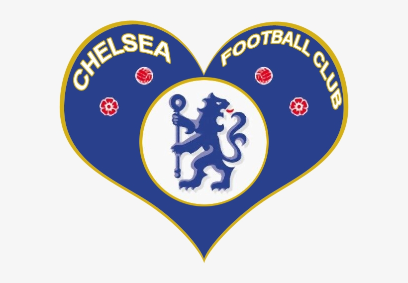 Making A Chelsea Fc Logo Into A Love Heart Chelsea Fc Love Transparent Png 700x700 Free Download On Nicepng