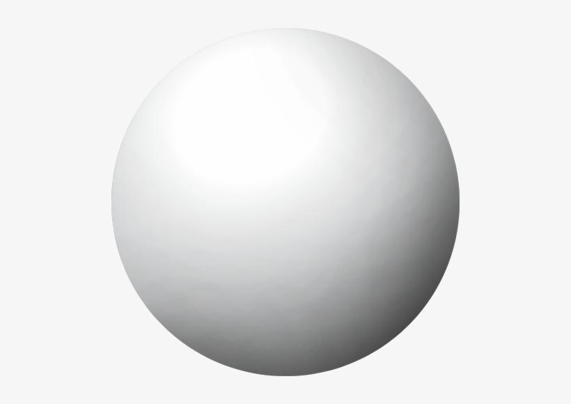 White Ball Png Ping Pong Ball Clip Art Transparent Png 500x500