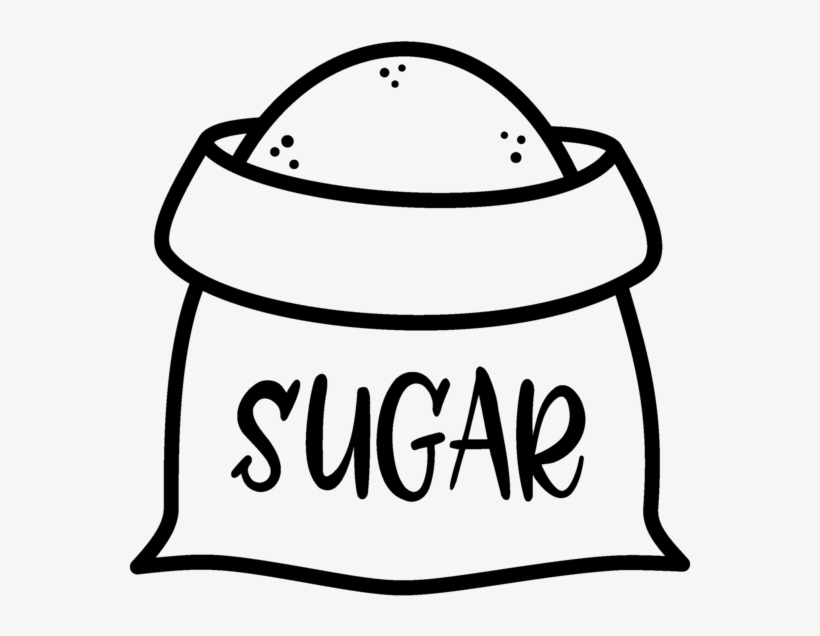 Sugar Clipart Bag Sugar@nicepng.com