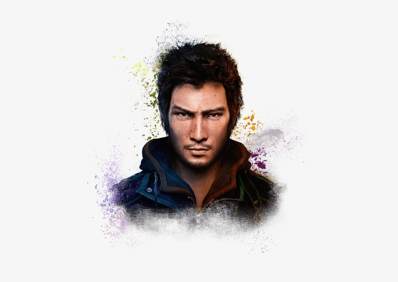 Far Cry 4 Ajay Ghale Rj Far Cry 4 Transparent Png 460x500
