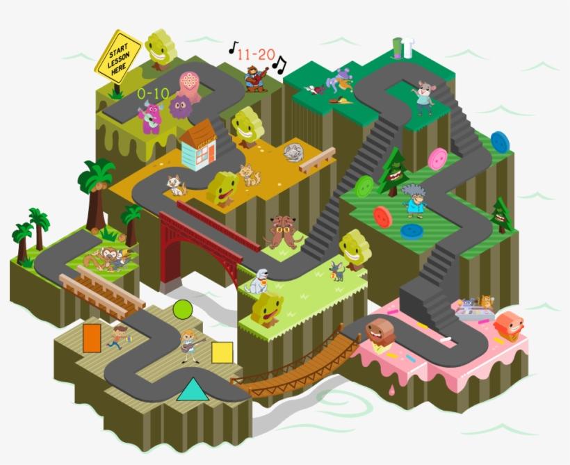 Math Kindergarten Map Landing Png Activities Png Preschool