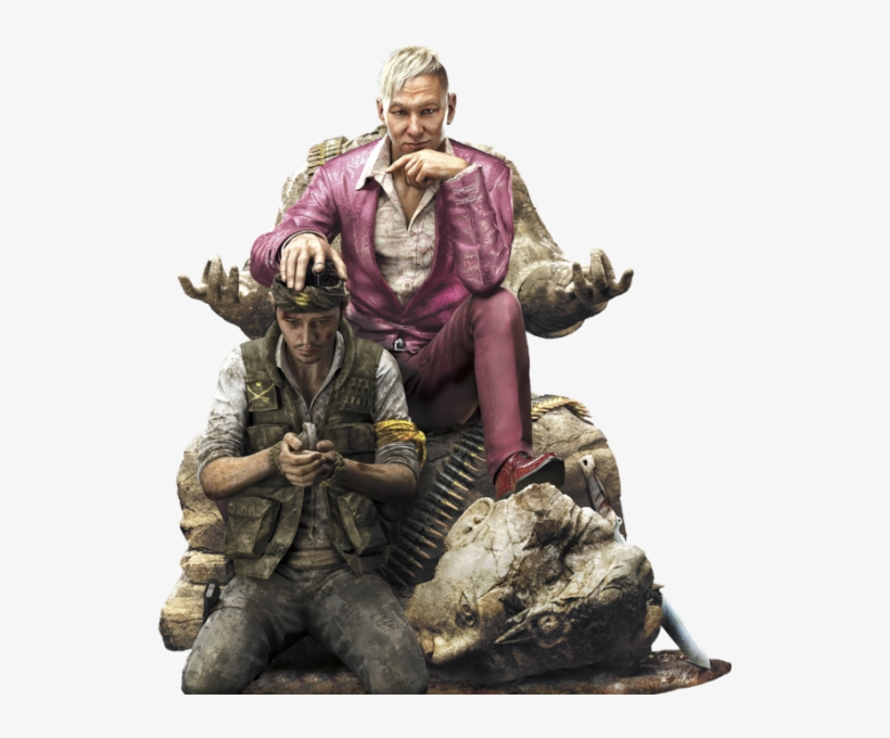 Far Cry 4 Transparent Png 529x600 Free Download On Nicepng