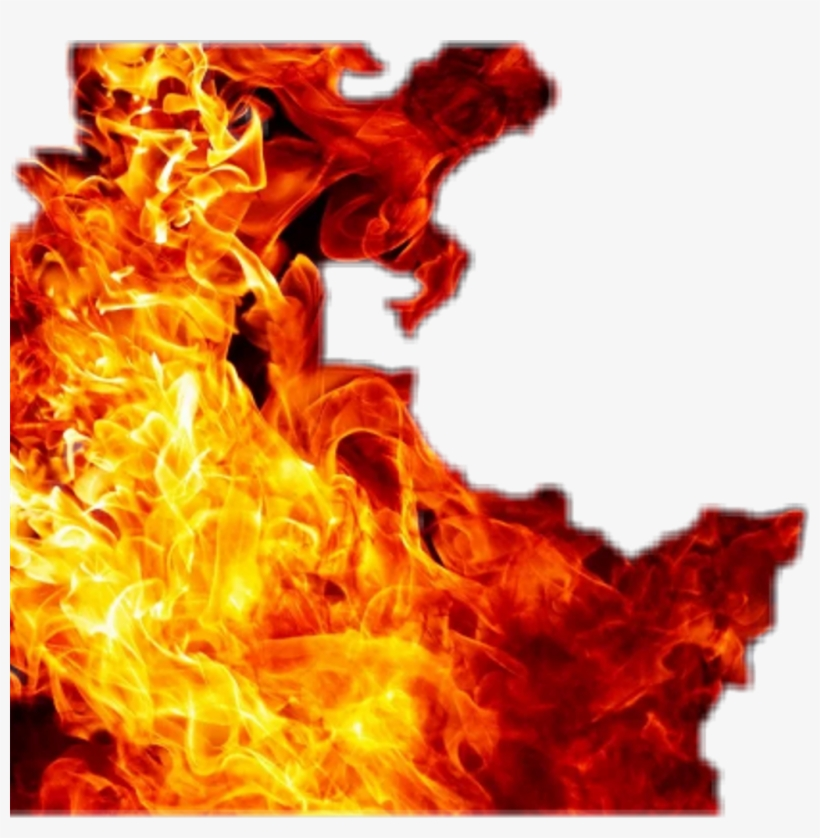 Fire Sticker Red And Blue Flames Transparent Png 1024x997 Free Download On Nicepng