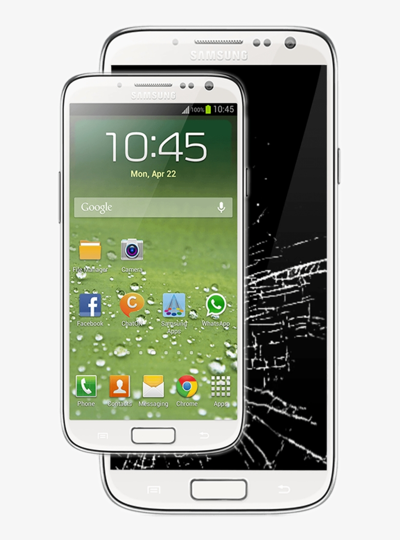 Samsung Galaxy S3 Broken Screen Repair Buffalo Grove Samsung S4 Mobile Price In Pakistan Transparent Png 745x1024 Free Download On Nicepng