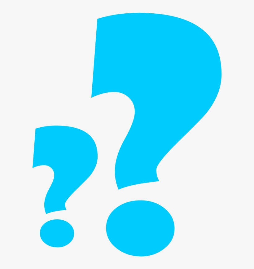 Cute Question Mark Cute Question Mark Png Transparent Png
