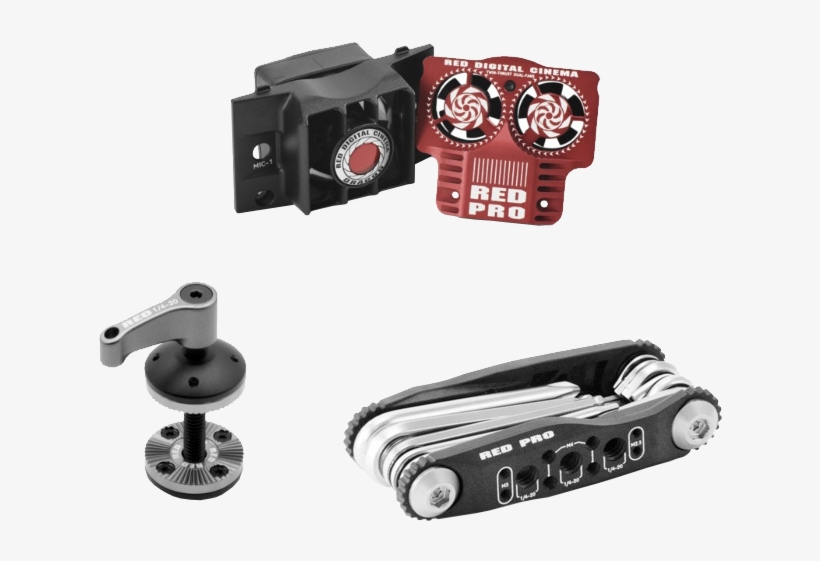 Tools And Hardware - Red Camera Pro Tool Transparent PNG - 718x642