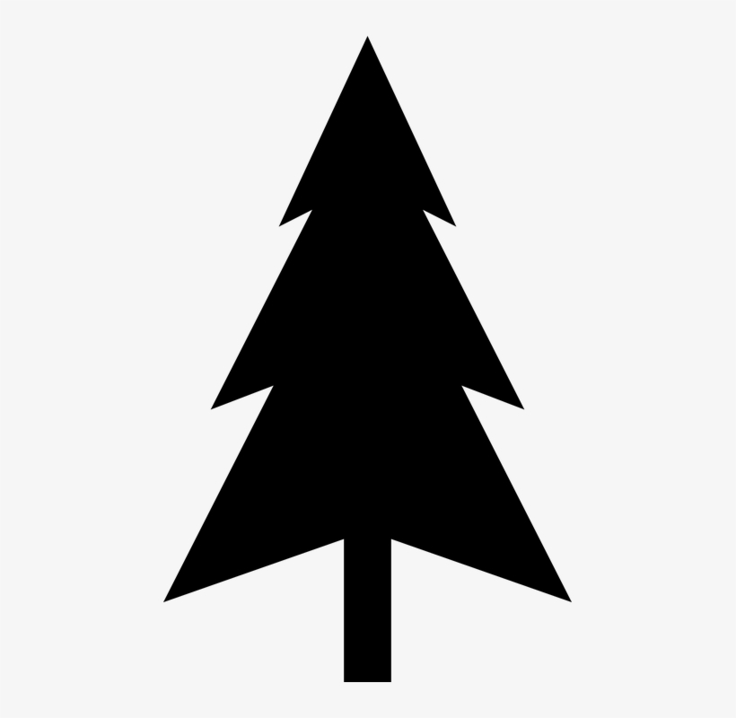 Christmas Tree Svg Free Download.Pine Tree Graphic Christmas Tree Svg Free Transparent Png