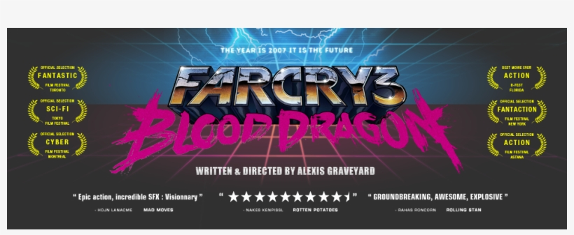 Far Cry Primal Apex Edition V133 All Dlcs Ultra Far Cry 3 Blood Dragon Live Gif Transparent Png 988x358 Free Download On Nicepng