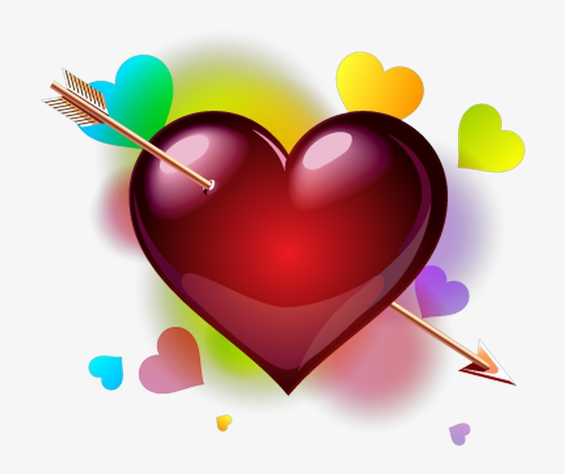 20 Arrow Black Heart Emoji Pictures And Ideas On Meta Coeur Fleche Transparent Png 800x800 Free Download On Nicepng