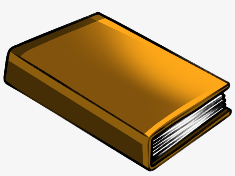 Closed Book Clipart Transparent PNG - 2500x2500 - Free