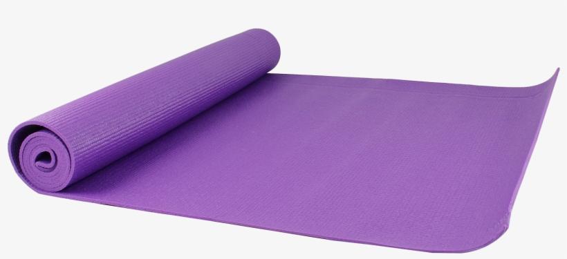 Leostar Cm Yoga Mat Purple Exercise Mat Transparent Png 1683x1000 Free Download On Nicepng