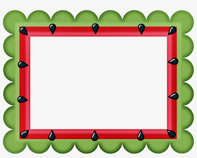 Pin By Muse Printables On Page Borders And Border Clip Plain Watermelon Clipart Png Transparent Png 900x678 Free Download On Nicepng