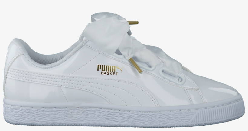 Next - Puma Schoenen Dames Wit Transparent PNG - 1500x730 ...