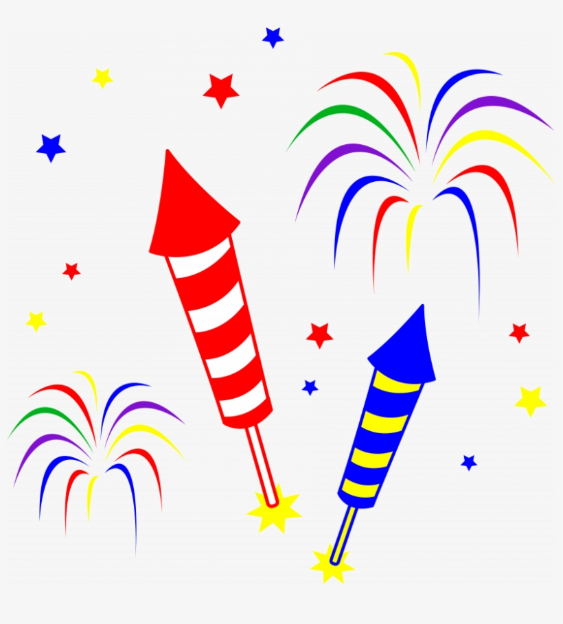 Firework Clipart Download - Clip Art Fireworks Transparent PNG - 817x829 -  Free Download on NicePNG