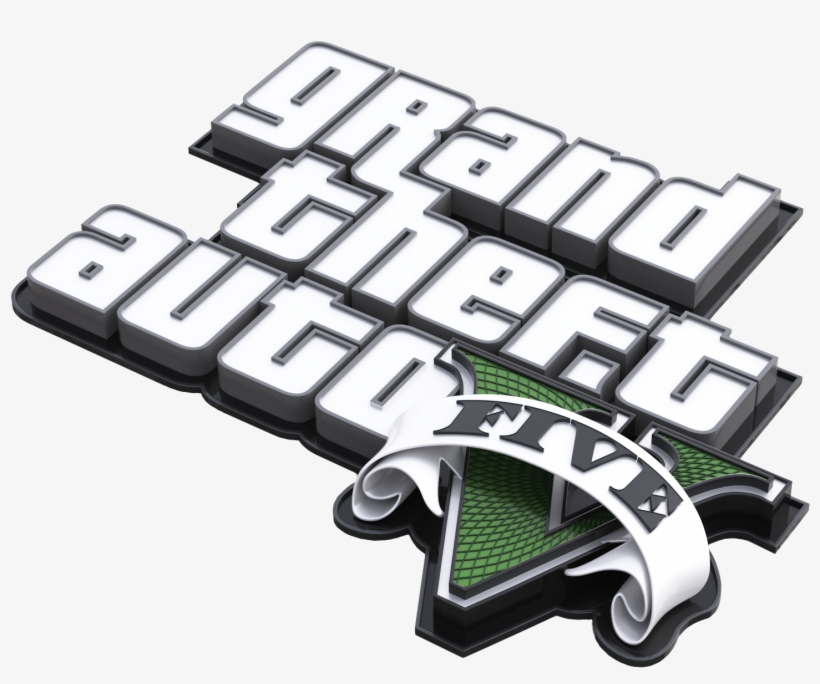 Grand Theft Auto Logo Png Gta V Mods Transparent Transparent Png