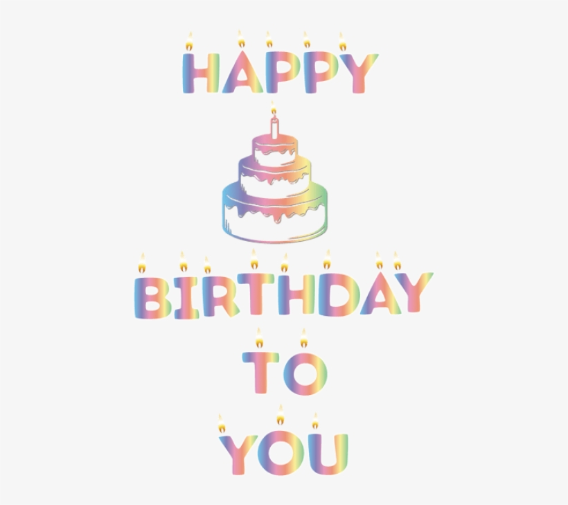 Download Happy Birthday Png Images Background - Happy Birthday To