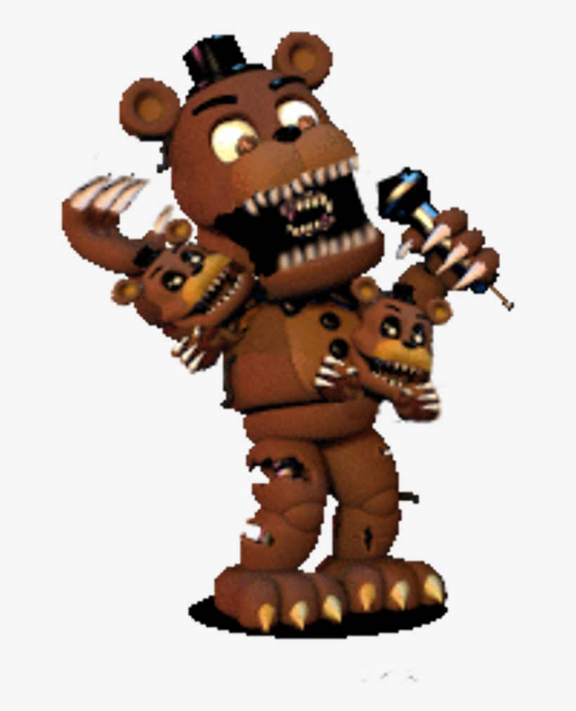 The Fastest Fnaf World {Cork}