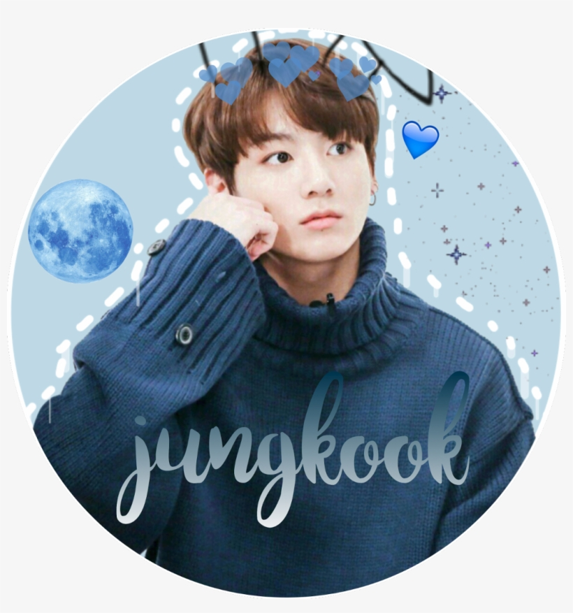 832 8328302 bts jungkook blue edit jungkookedit jungkook wallpaper iphone