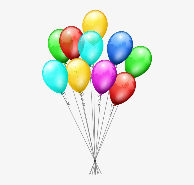 Balloon Birthday Clip Art Poppers Transprent Png Transparent Background Birthday Balloons Clipart Transparent Png 700x735 Free Download On Nicepng