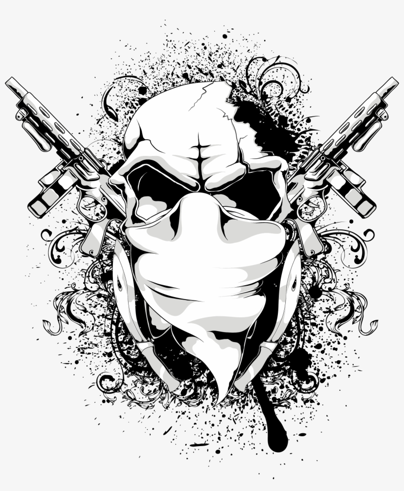 T Shirt Graphic Design Skull Vector Download Hd Png Vector Graphics Transparent Png 2088x2432 Free Download On Nicepng